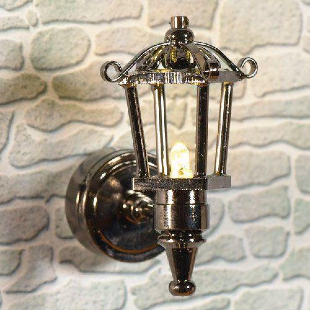 The Dolls House Emporium Battery Powered External Lantern Doll Wiring