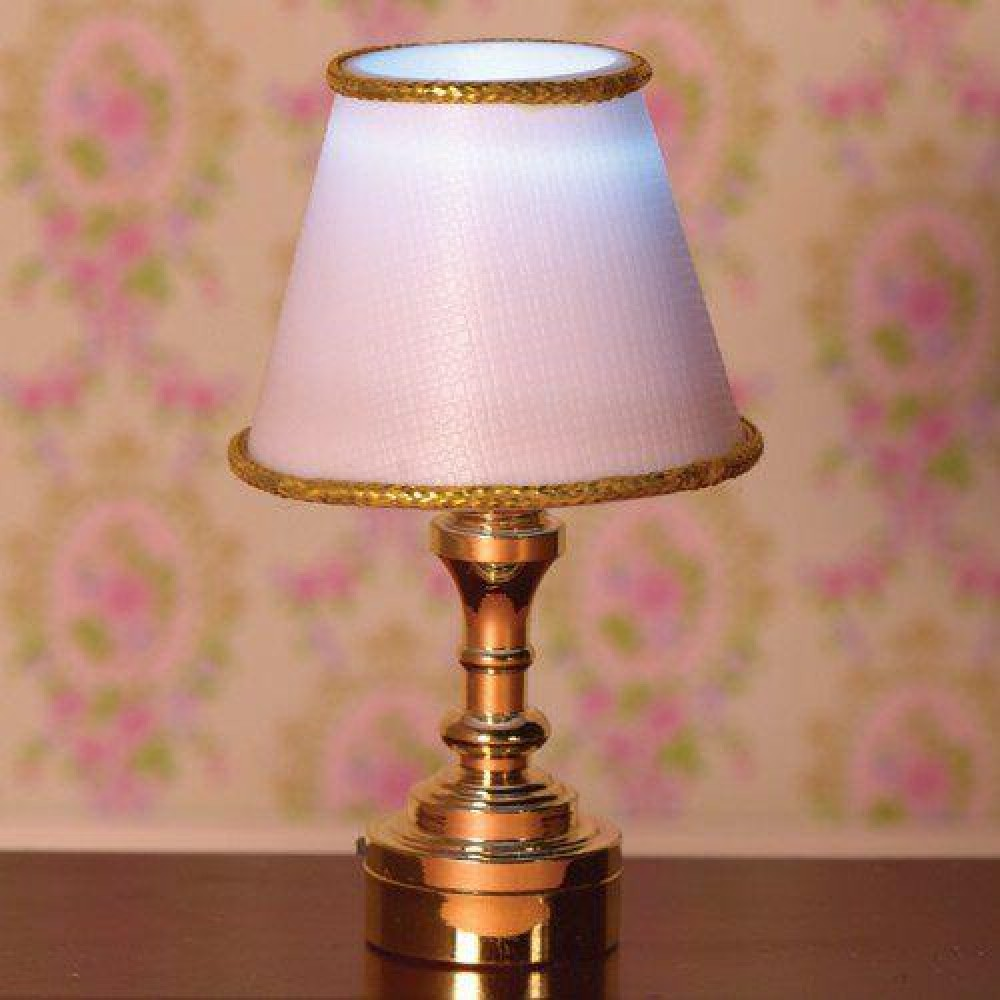 The dolls house emporium battery powered table lamp aloadofball Choice Image