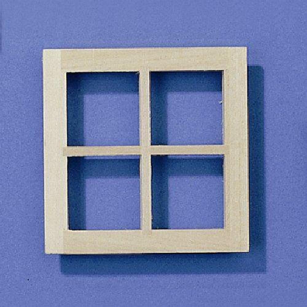 The Dolls House Emporium Window Frame For Dormer
