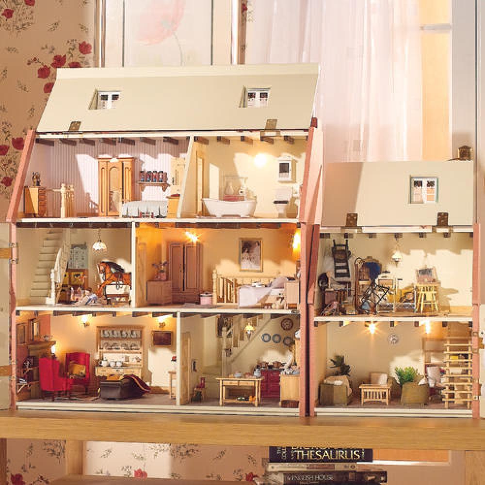 The Dolls House Emporium April Cottage Kit