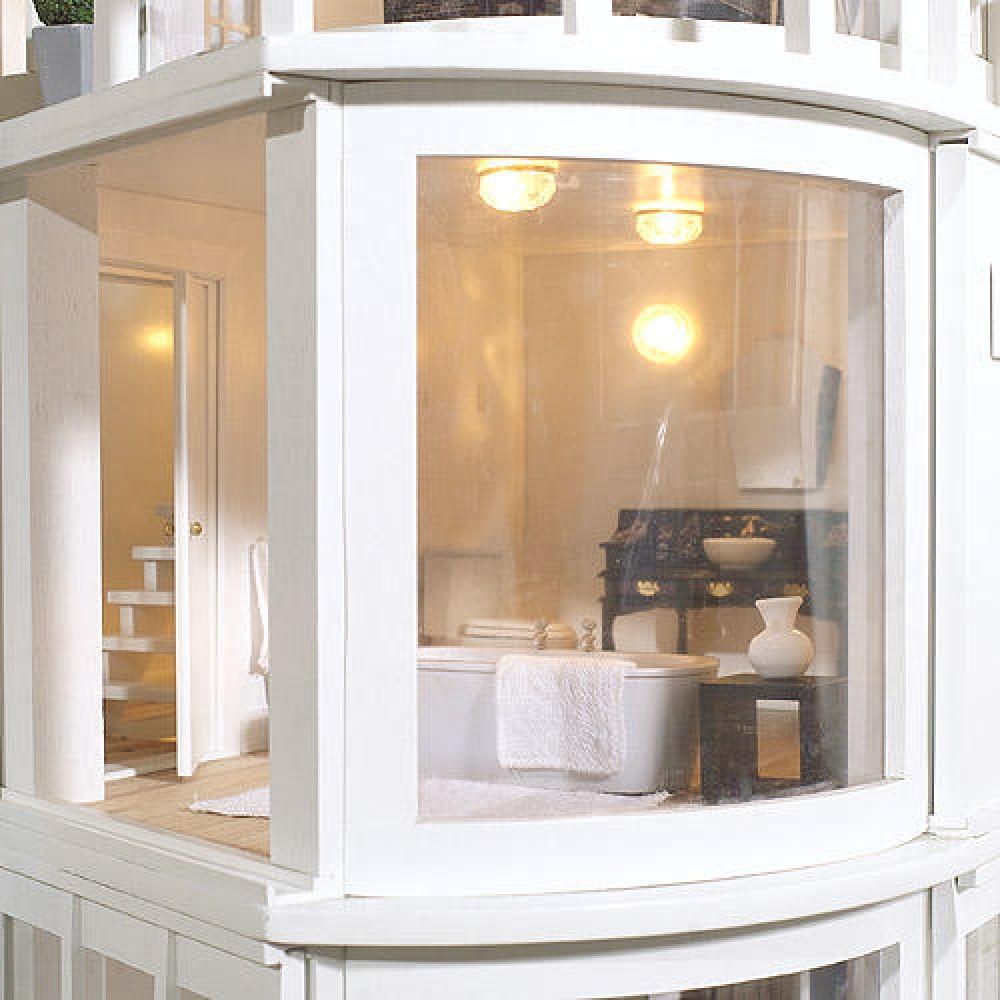 2 DOLLS HOUSE miniatura Vittoriano Fotografie SAW7