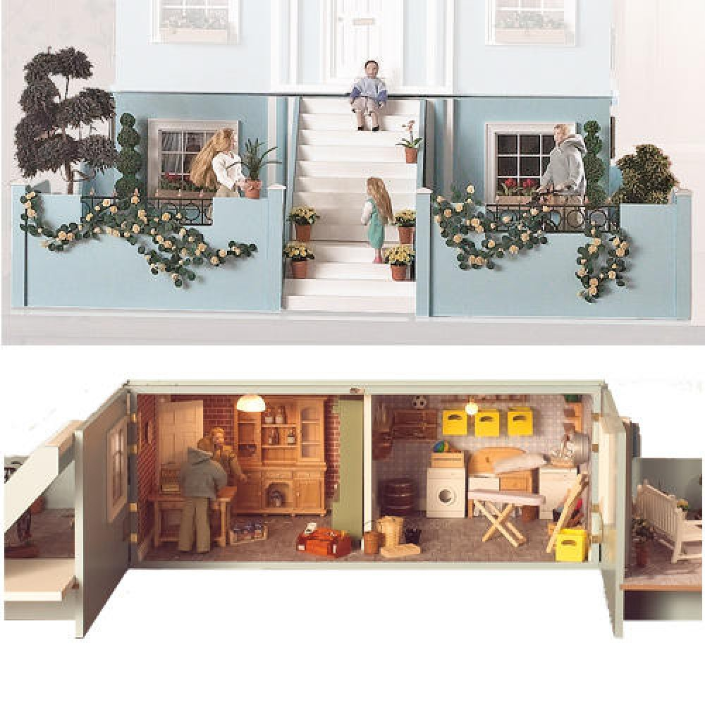 Dolls House Basements - Dolls house interior