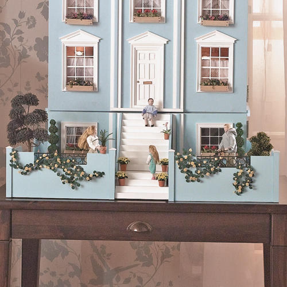 The Dolls House Emporium The Classical Dolls' House Basement