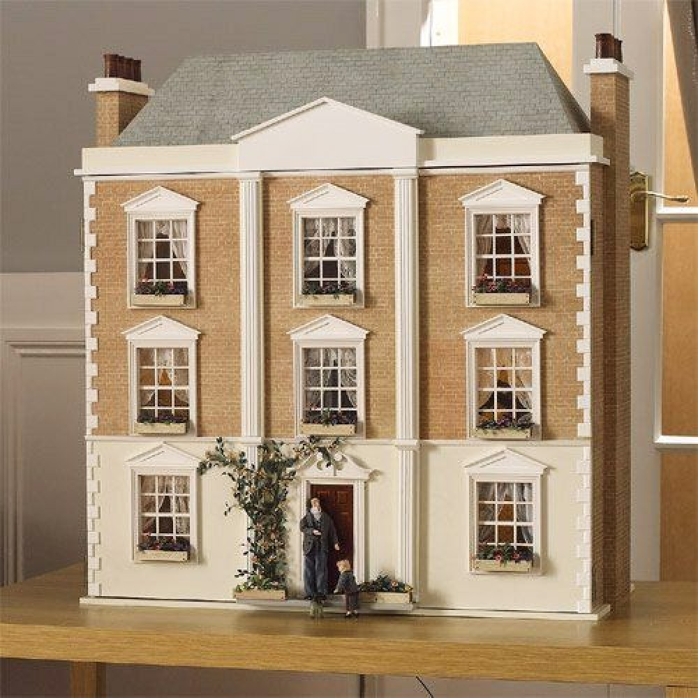 The Dolls House Emporium Montgomery Hall Kit