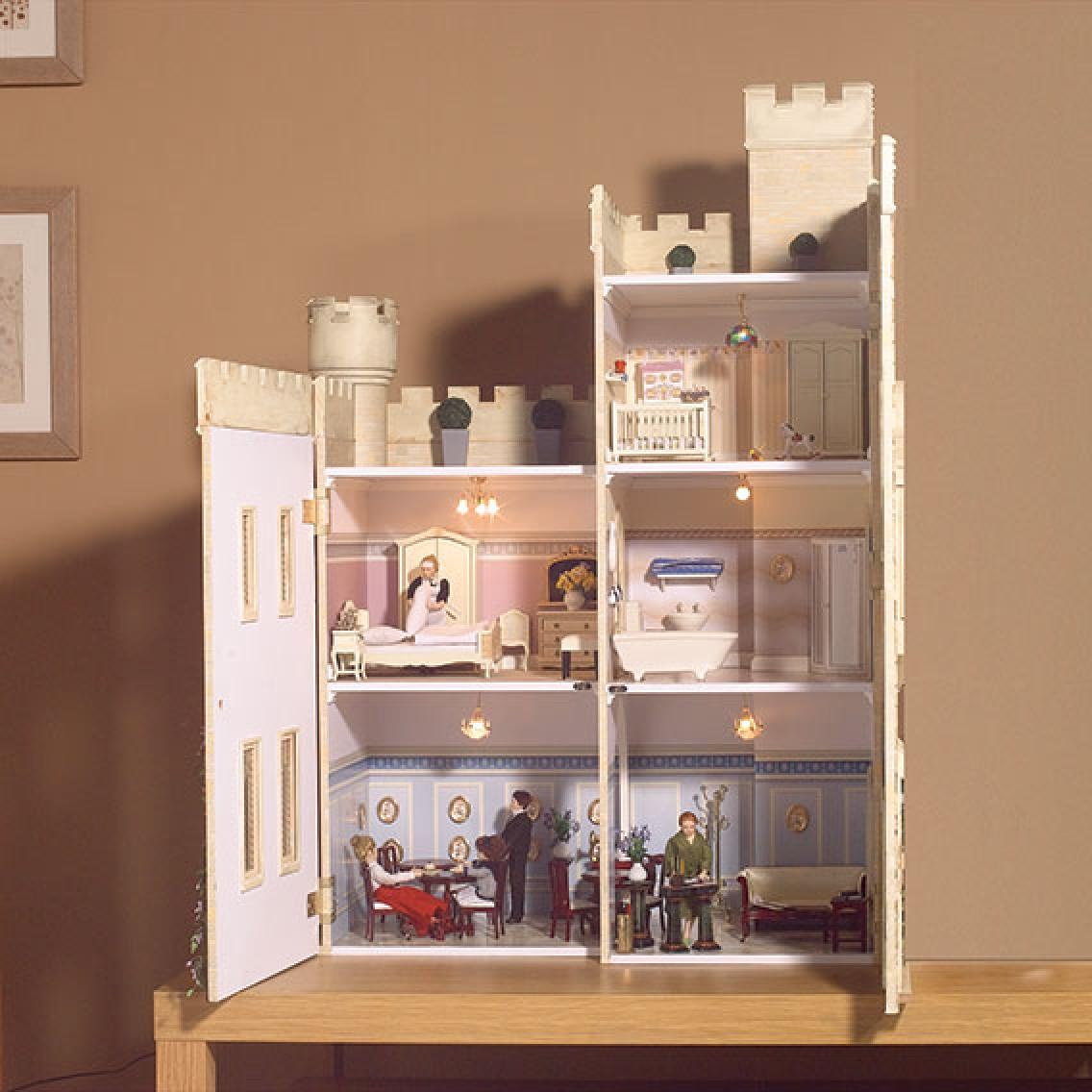 The Dolls House Emporium Cumberland Castle Kit