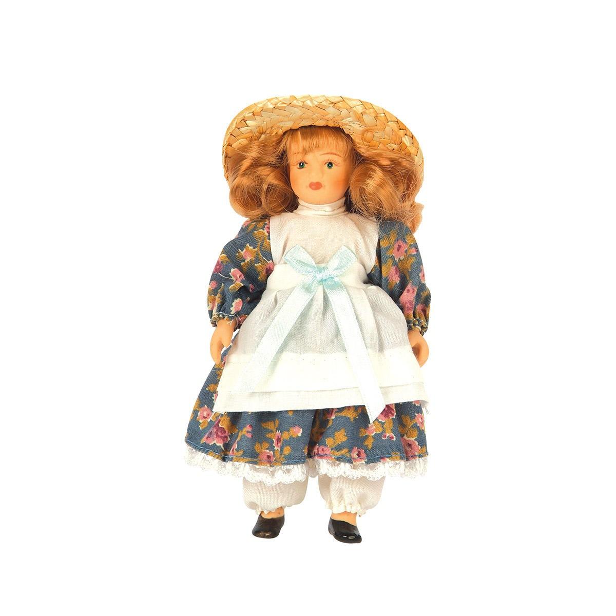 Streets Ahead Porcelain Doll