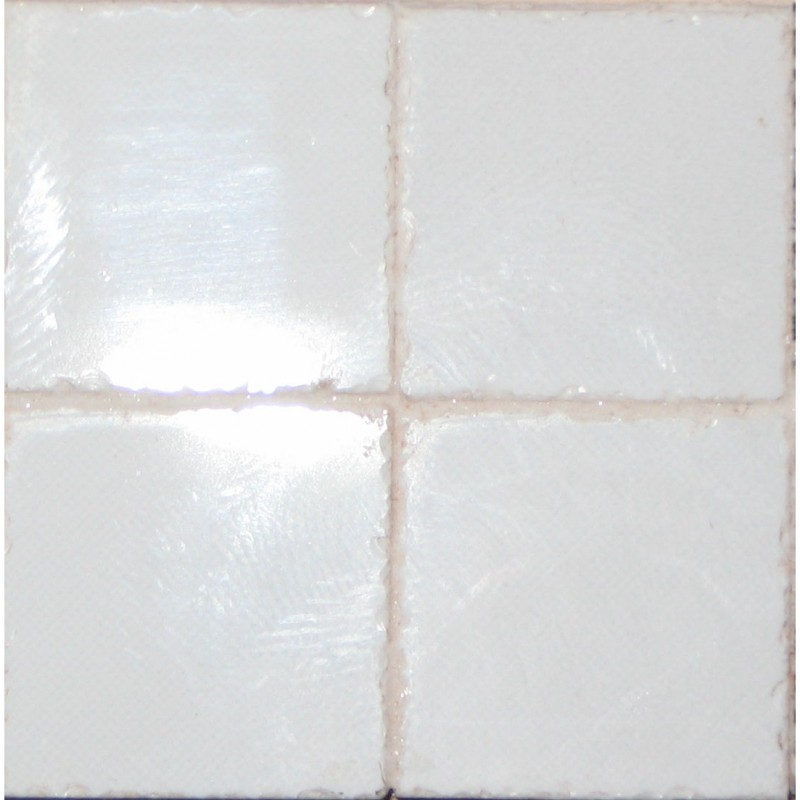 3/4inch Mixed Ceramic Tiles, 25 Black And 25 White Per Pack