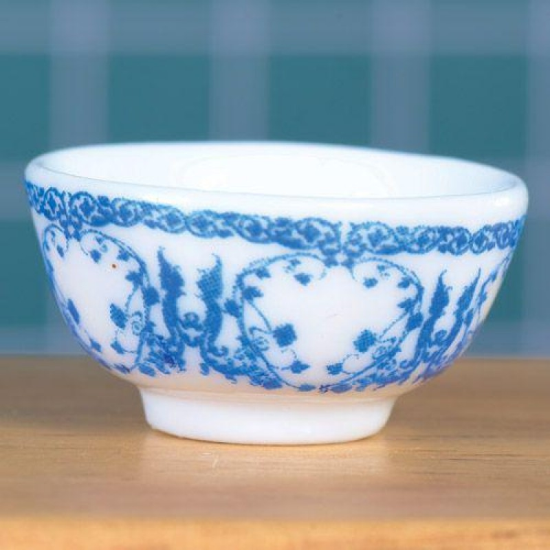 Large Delft Style Bowl