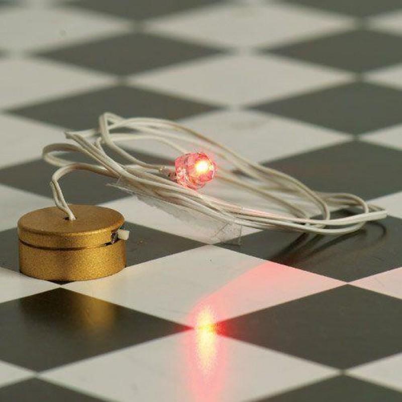 Battery-Powered Fire Bulb