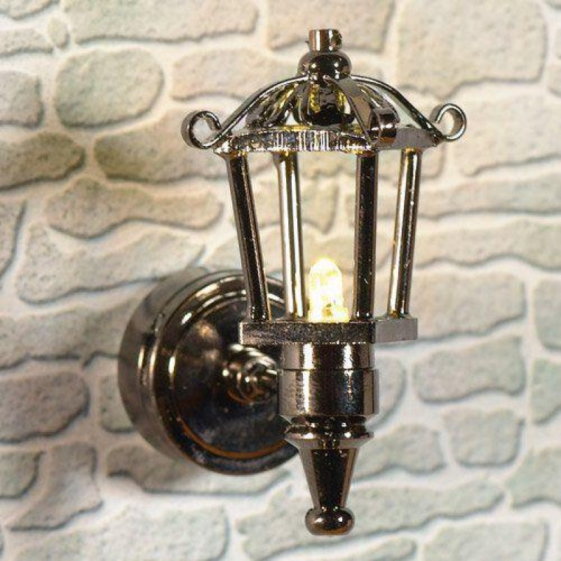 Battery-Powered External Lantern