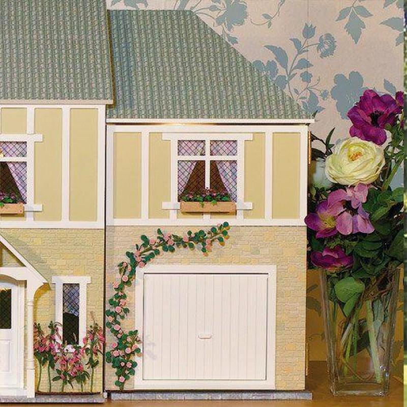 Oak Hurst Gardens Garage Wing Kit
