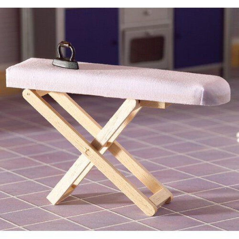 Collapsible Ironing Board