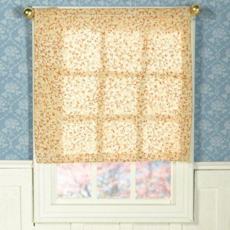 Patterned Roll-up Blind 110 x 115mm