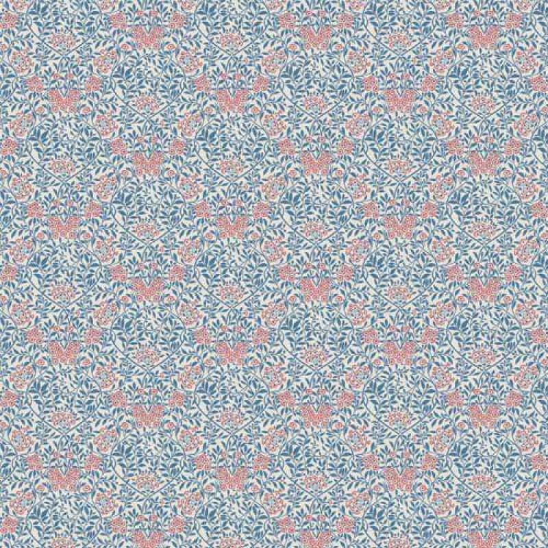 Red & Blue Wallpaper 430 x 600mm