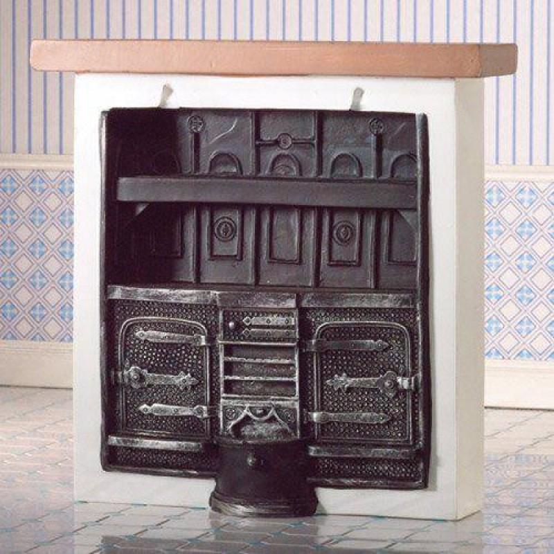 Large Kitchen Range (PR)