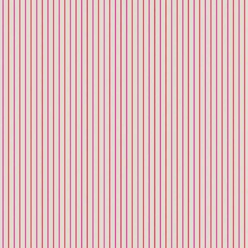 Pink/Red Stripe Wallpaper 430 x 600mm