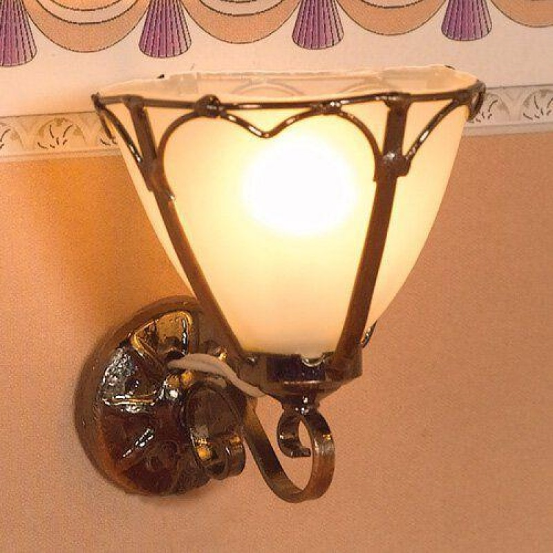 Art Nouveau Wall Light