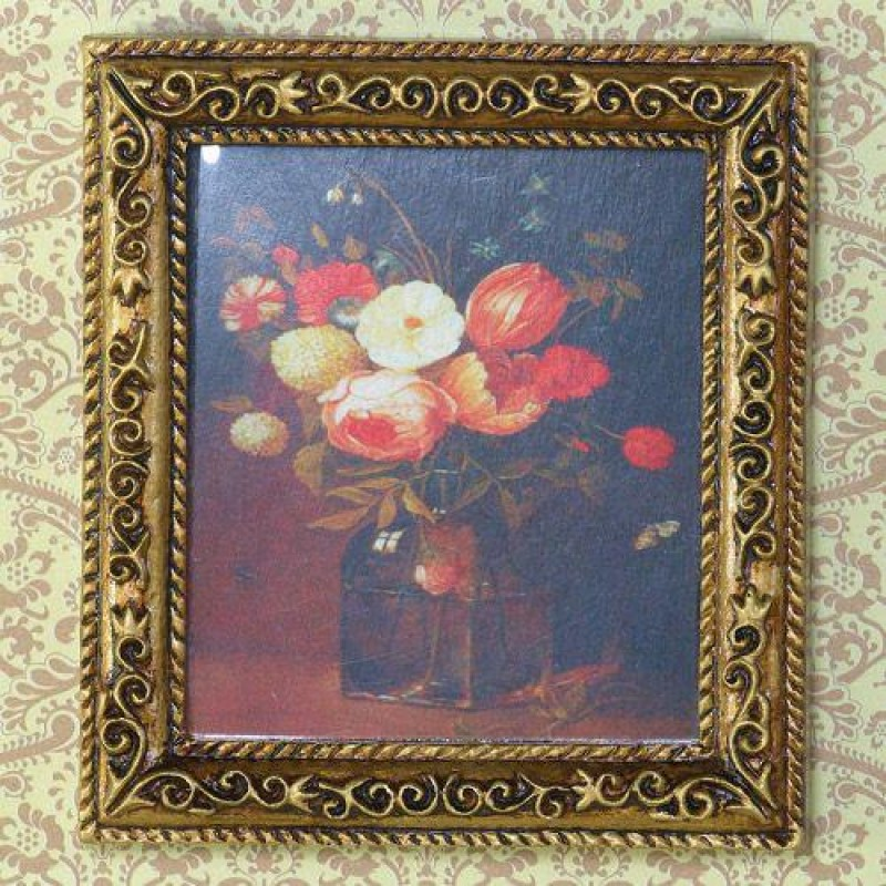 Still Life Picture in Frame
