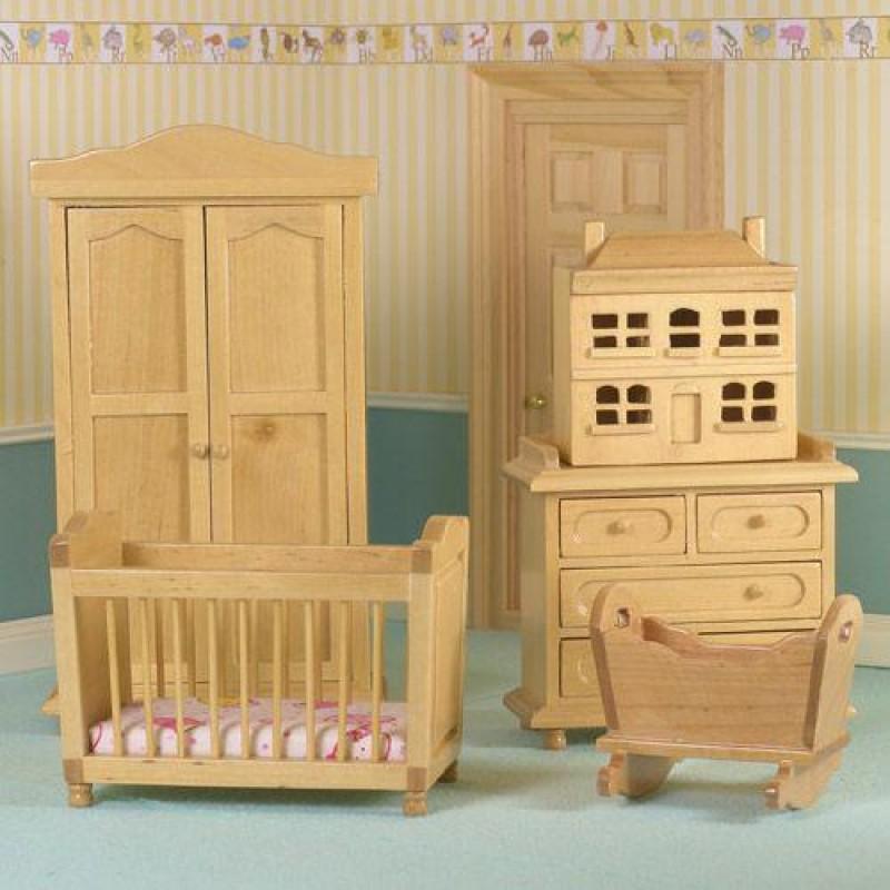 Natural Nursery Set, 5 Pcs (L)