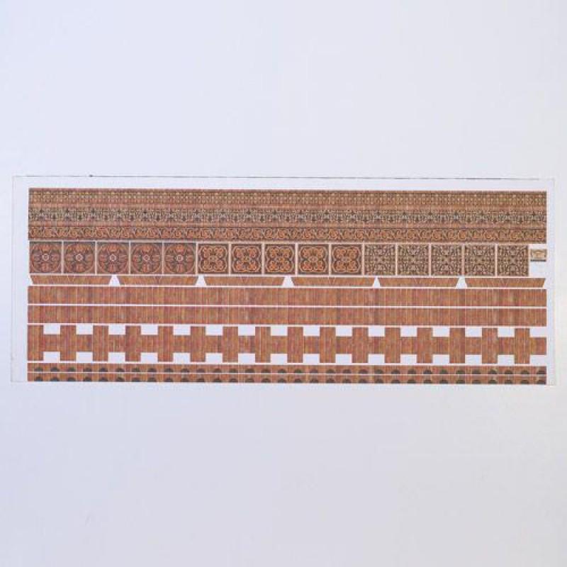 Decorative Brick/Tile Sheet