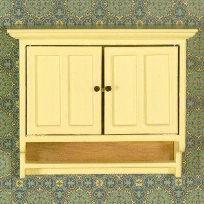 Shaker-style Wall Cabinet