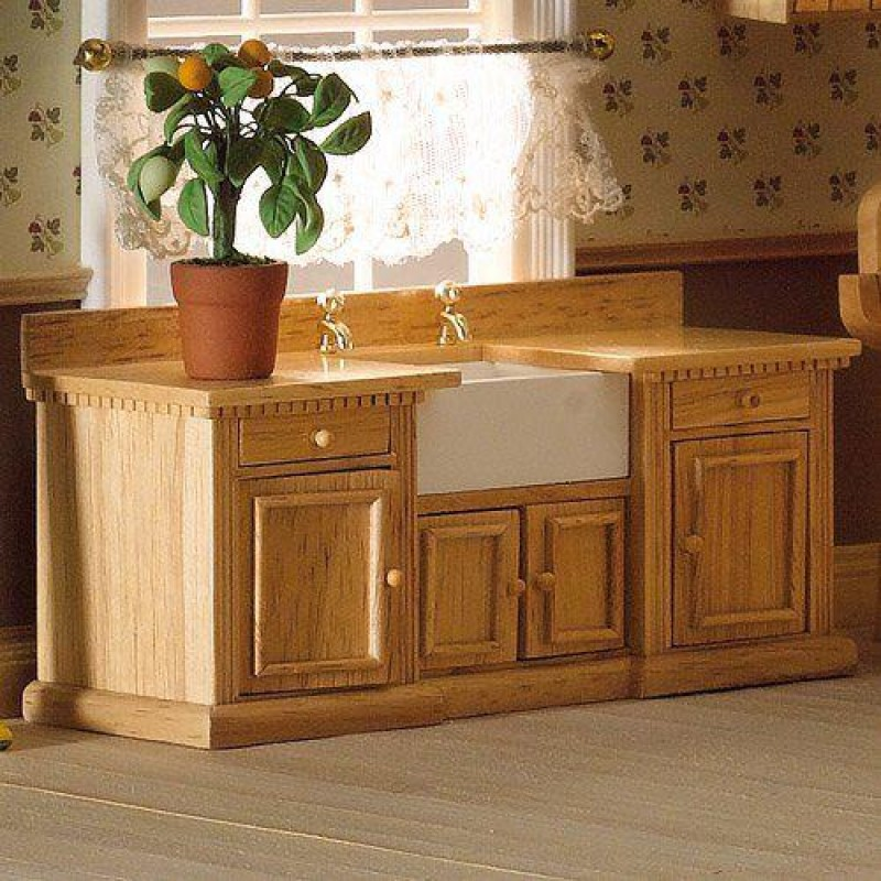 Smallbone Sink Unit (L)