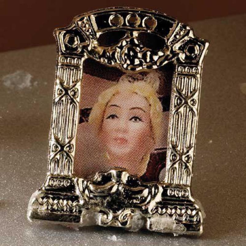 Silver Photo Frame 25 x 21mm