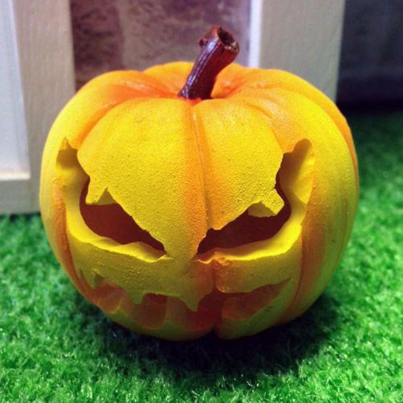 Carved Pumpkin (PR)