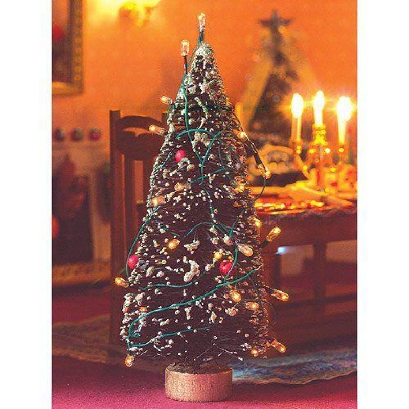 White Christmas Lights (12 bulbs)