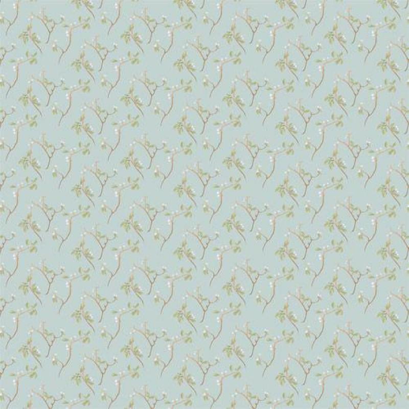 Delicate Leafy Stem Wallpaper 430 x 600mm