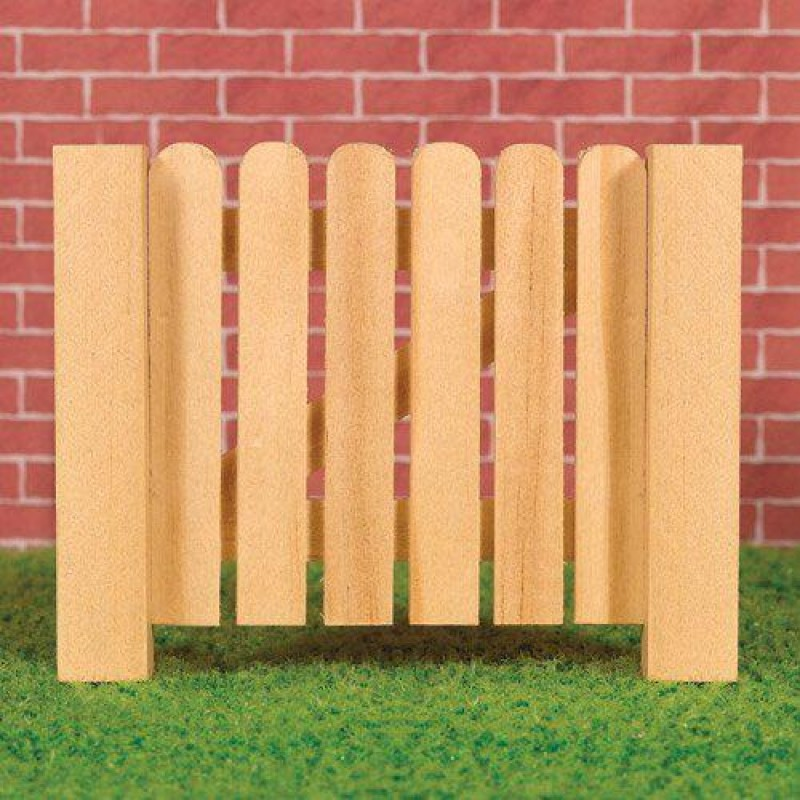 Small Garden Gate. (L) 70 x 95 x 10mm