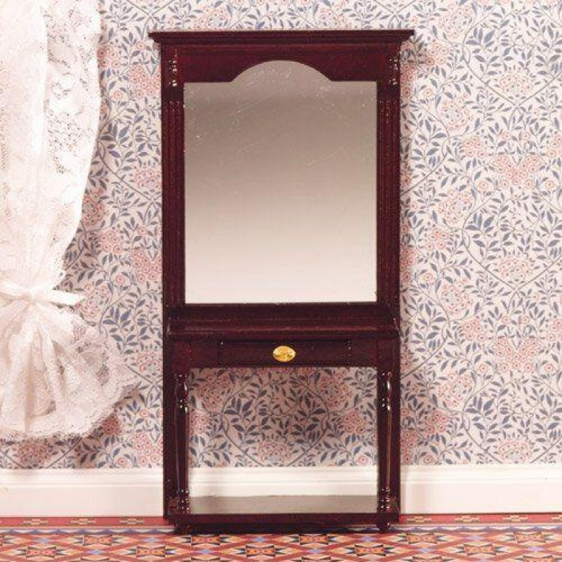 Console Table with Mirror (M)
