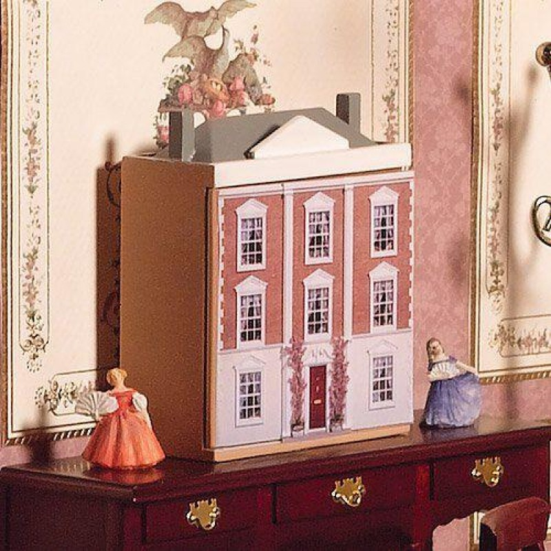 Miniature Wooden Montgomery