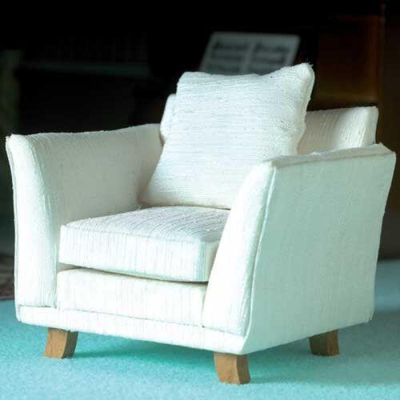 Classic Cream Armchair