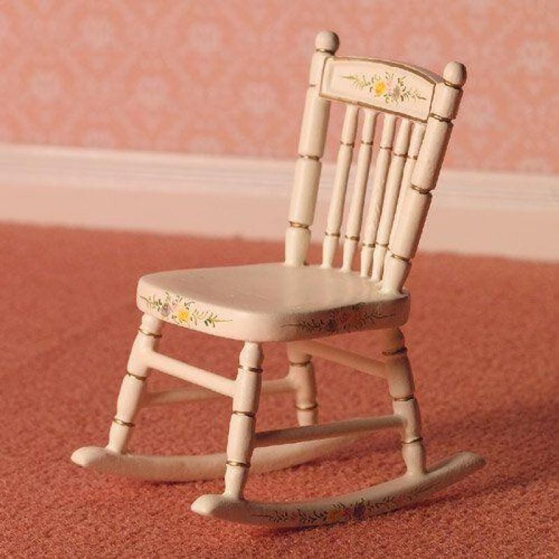 Hand-painted Nursery Chair