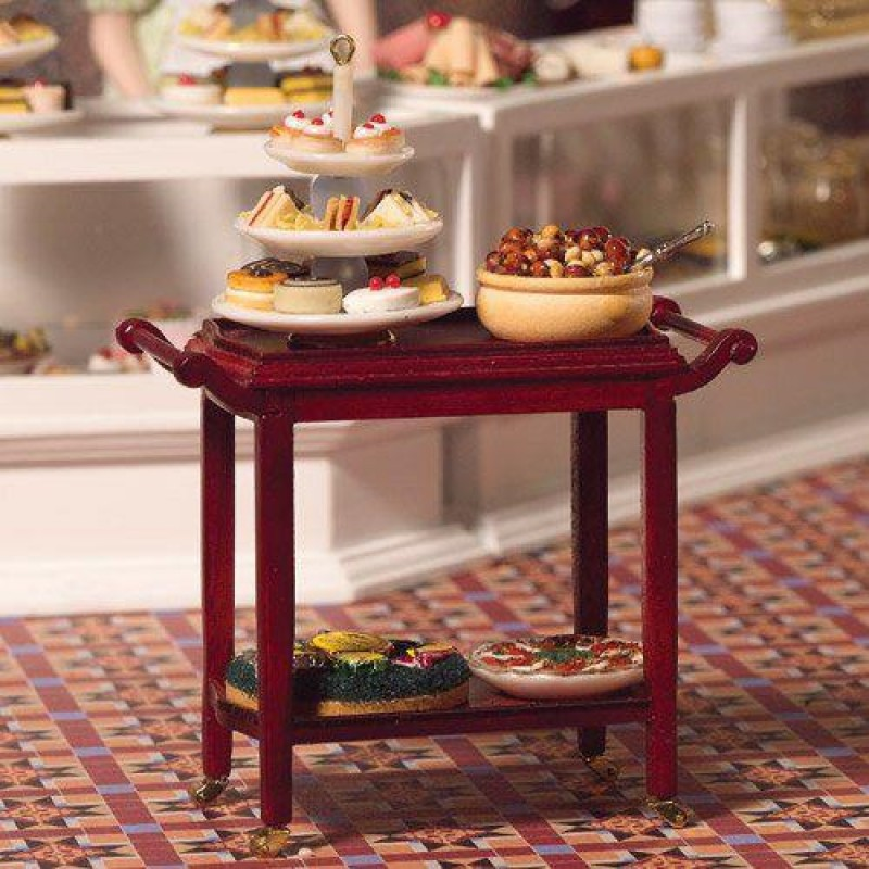 Two-tiered Serving Trolley (M)