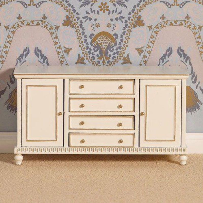 Cream Buffet Sideboard