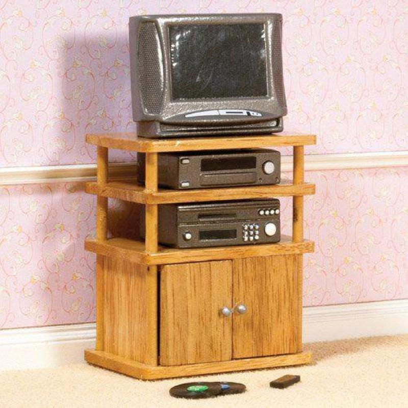 Audio Visual System & Stand, 4 pcs (L)