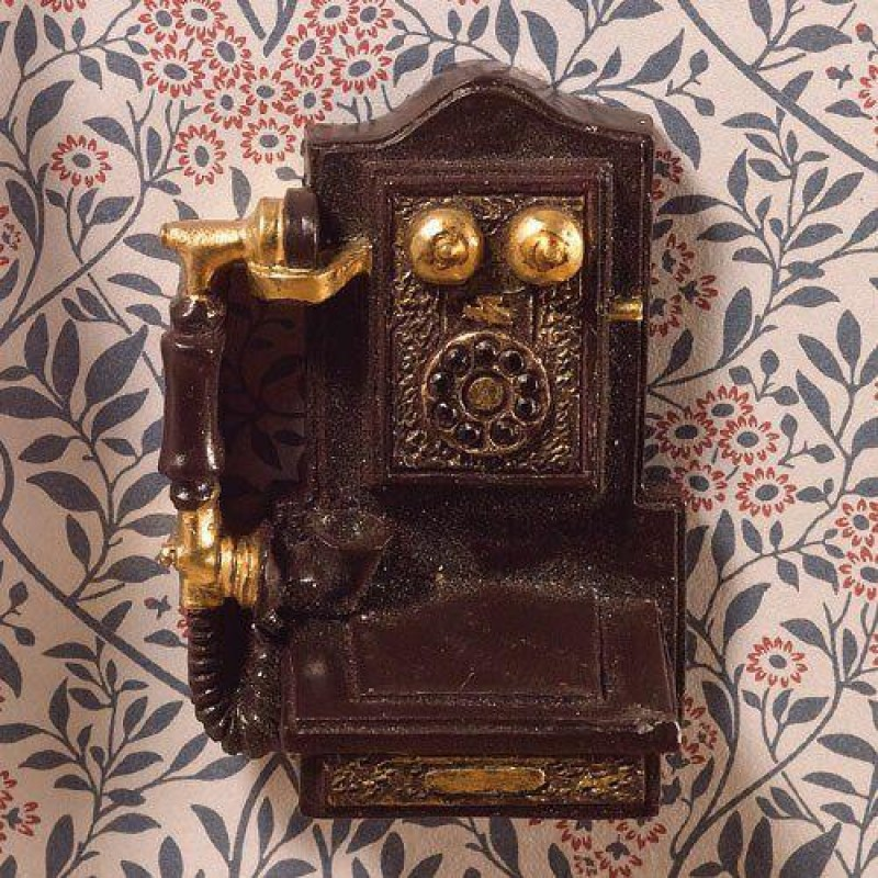 Classic Wall-hung Telephone (PR)