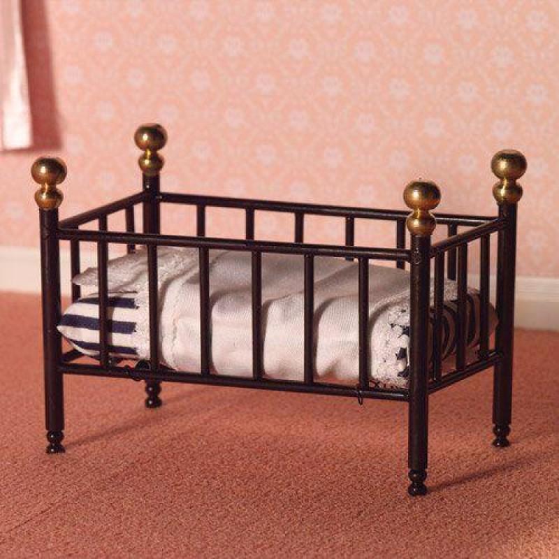 Traditional Metal Crib
