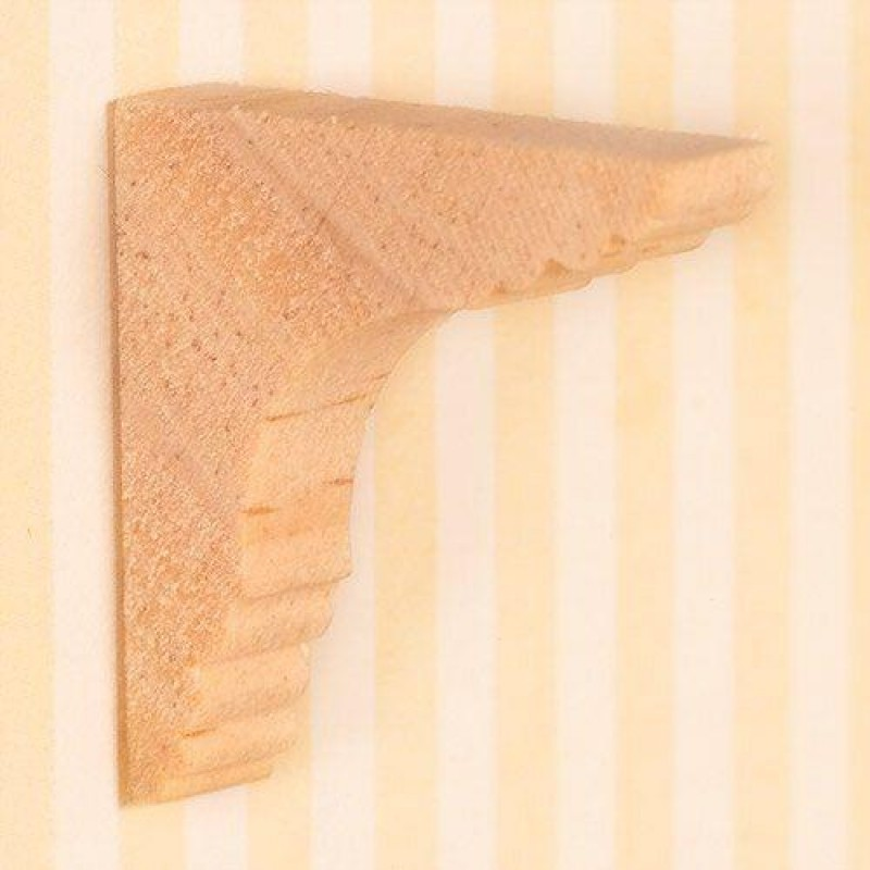 Lightwood Wall Brackets, 4 pcs