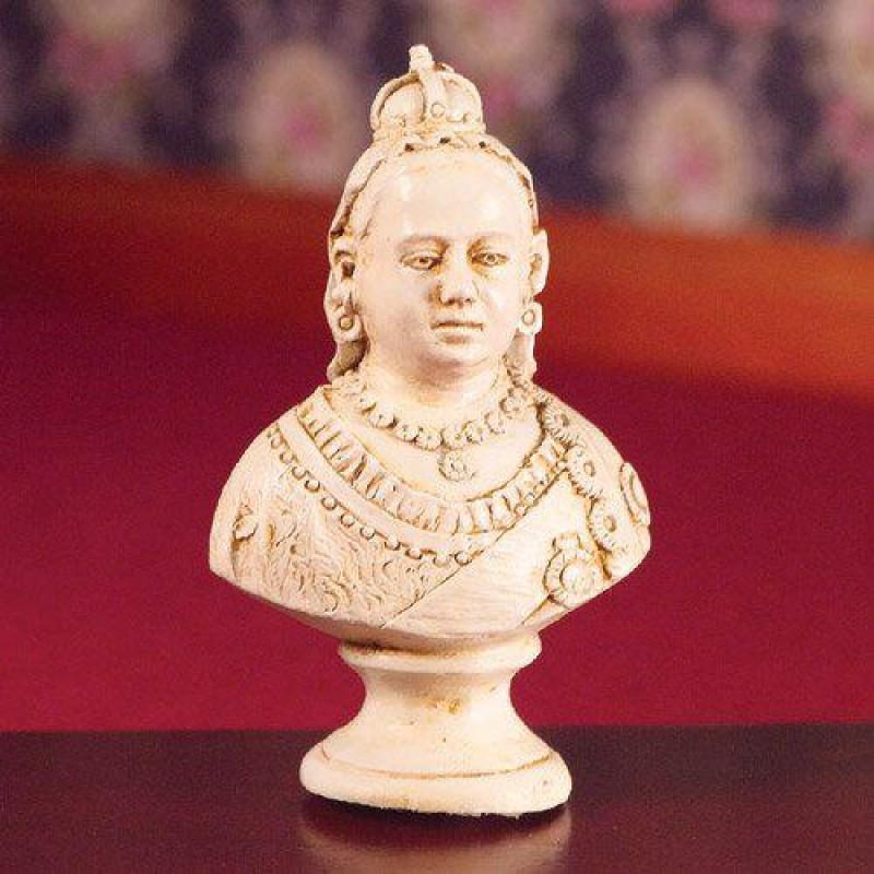 Sculptured Bust of Queen Victoria (PR)