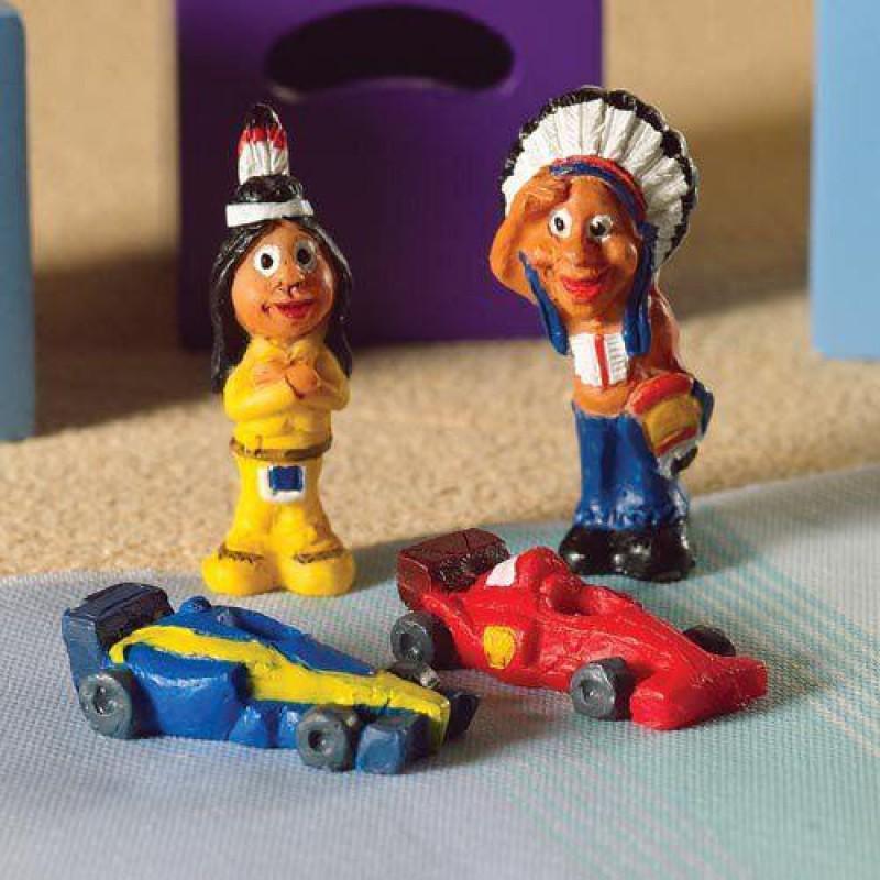 Nursery Toys, 4 pcs