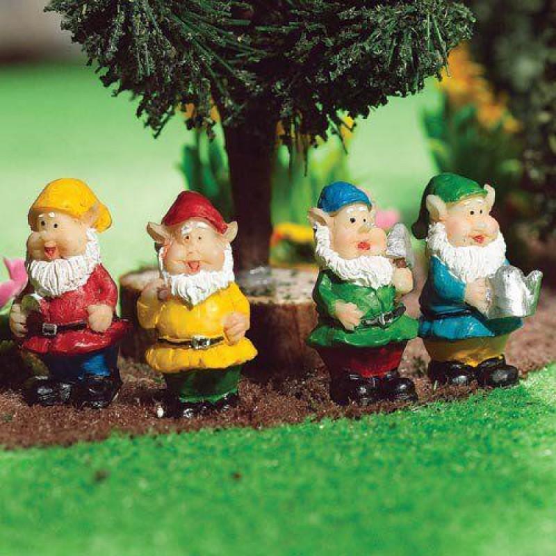 Four Jolly Little Gnomes (PR)