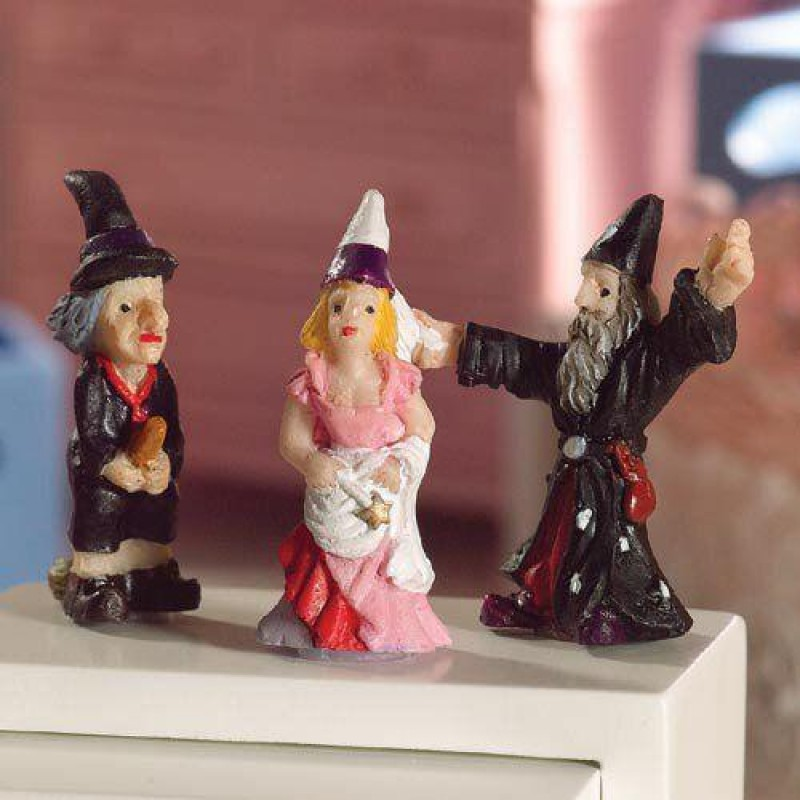 Fairy-tale Figurines, 3 pcs (PR)