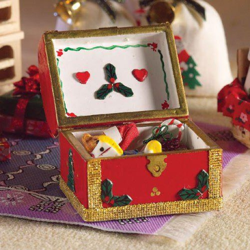 Chest of Christmas Treats