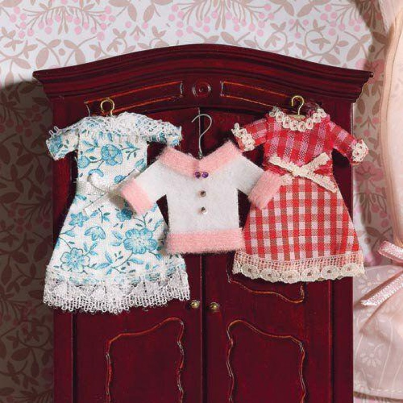 Girls Clothes, 4 pcs