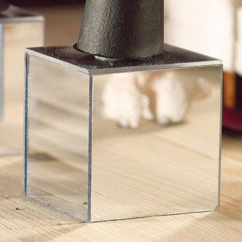Mirror Cube Table