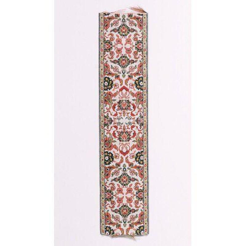Red & Cream Stair Carpet 500 x 50mm
