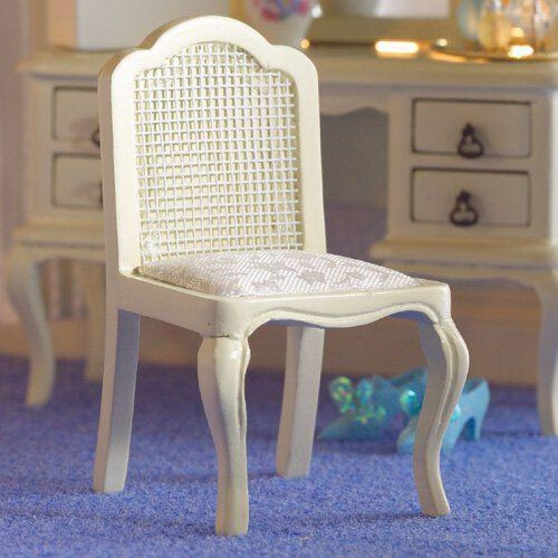 French-style Cream Chair